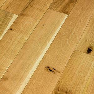 2-kihiline Põrandalaud Tamm Rustic