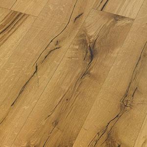 3-kihiline Põrandalaud Tamm Rustikal life