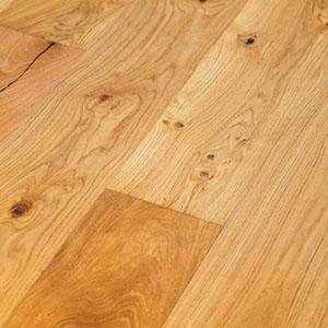 3-kihiline Põrandalaud Antiiktamm Rustic handgehobelt